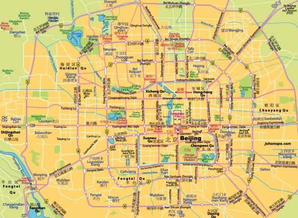 http://www.chinatouristmaps.com/provinces/beijing.html